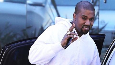 """Kanye West vermessen: """"Der größte Künstler, der jemals von Gott erschaffen wurde, arbeitet nun auch für ihn"""""""