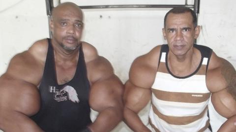 Brüder nehmen seit 30 Jahren Steroide: Jetzt kommt die Quittung!