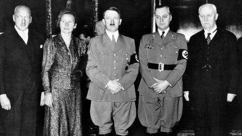 Dieser Mann hat Hitler damals seine geheime Liebe ausgespannt