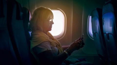 Blinde Passagierin: Frau fliegt jahrelang ohne Pass und Ticket!