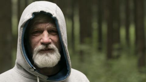 Weil seine Frau ihn nervt: Mann zieht als Einsiedler in den Wald