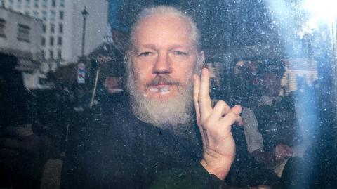 WikiLeaks-Gründer Julian Assange verliert die ecuadorianische Staatsbürgerschaft
