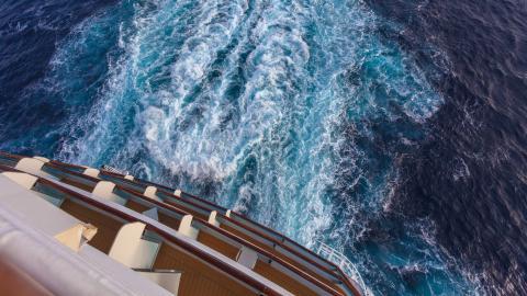 """Traurige Gewissheit: Hamburger Multimillionär sprang vom Kreuzfahrtschiff MS """"Europa"""""""