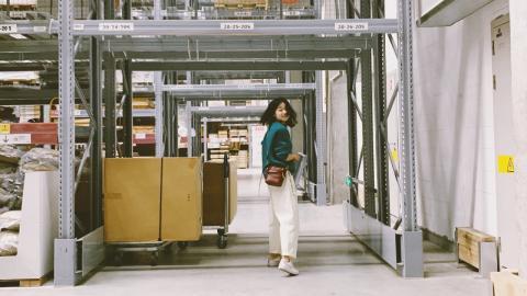 McDonald's, Ikea und Co.: Leere Regale und Lieferengpässe