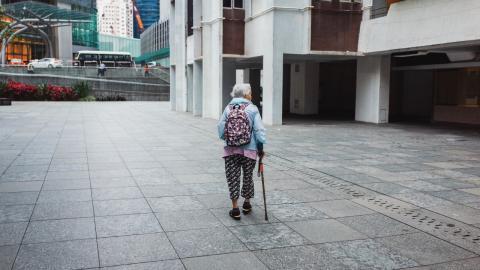 101-Jährige will nicht in Rente gehen und das trotz ihrer gefährlichen Arbeit