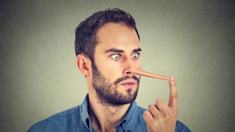 Dieser Mann hat die längste Nase der Welt