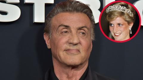 """Sylvester Stallone über Lady Di: """"Wenn ich sie gewollt hätte, hätte ich sie mir genommen"""""""