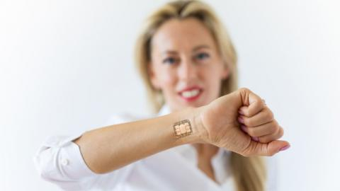 Transhumanismus: Mit neuem Druckverfahren sind jetzt Elektro-Tattoos möglich