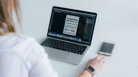 """Tschüs, Calibri: Die neue Standardschrift von Microsoft könnte """"Bierstadt"""" heißen"""
