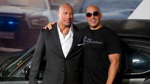 Fast and Furious: Warum sich Vin Diesel und The Rock nicht leiden können