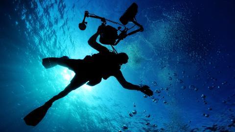 Beeindruckend: Hobby-Taucher in wagemutiger Rettungsaktion