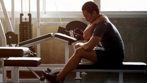 Top 5: Diese Übungen verursachen die häufigsten Verletzungen beim Krafttraining
