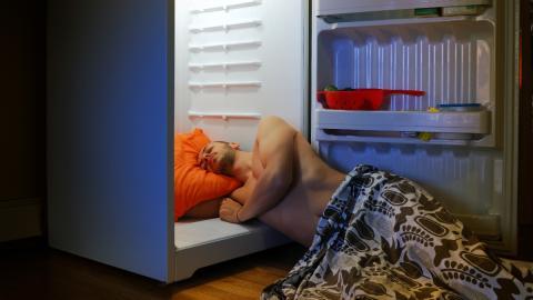 Trotz Hitzewelle: Dank dieser Tricks schläfst du wie ein Baby