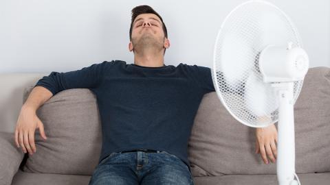Sommerhitze: Mit diesen Tricks haltet ihr euer Zuhause am besten kühl