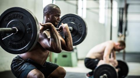 Hitman-Workout: Eines der brutalsten Trainings für die Beinmuskulatur