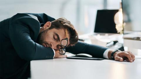 """""""Powernapping"""" für mehr Produktivität am Arbeitsplatz"""
