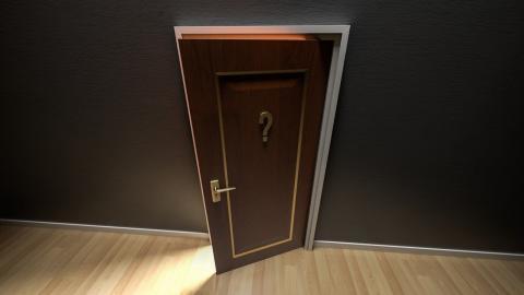 Mann baut Tür falsch herum ein: Diese geniale Idee steckt dahinter!