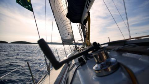 Wir sitzen alle in einem Boot: Weltumsegler Boris Hermann verrät uns seinen Tipp für den Lockdown