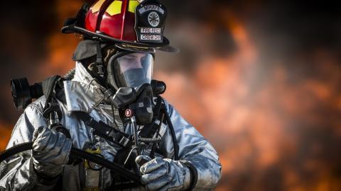 Feuerwehrmann verrät: Darum sollte man die Kinderzimmertür nachts immer schließen