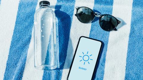 Achtung Wärme: So schützt du dein Smartphone vor Überhitzung