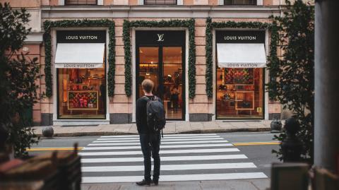 Louis Vuitton bringt sein erstes Videospiel raus - und du kannst Kryptogeld gewinnen