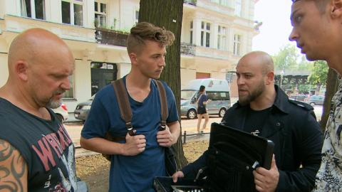 Wegen Panikattacke: 'Berlin Tag und Nacht'-Star in Krankenhaus eingeliefert