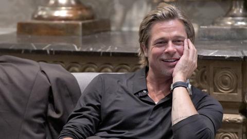 Ganz schön gewachsen: Die Nichte von Brad Pitt sieht ihrem berühmten Onkel immer ähnlicher!