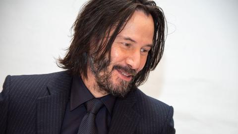 Keanu Reeves als Superheld in einer Netflix-Produktion