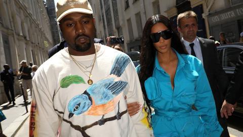Internet-Hit: Kim Kardashian und Kanye West bestellen Hähnchen-Bucket bei KFC