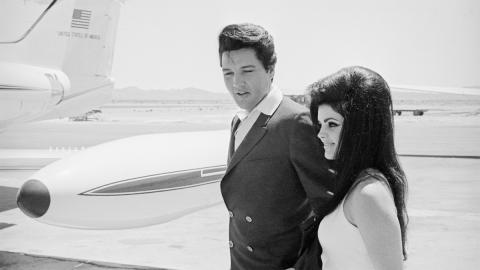 Jahrzehnte später: So sieht der unveränderte Privatjet von Elvis Presley aus!