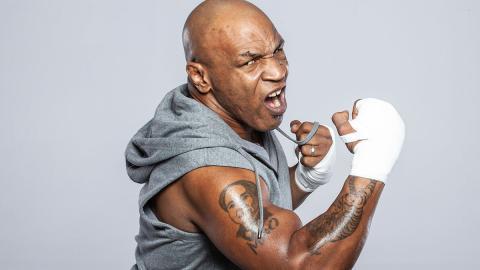 """""""Ich hatte Todesangst"""": Mike Tyson liefert sich Kampf mit einem Hai"""