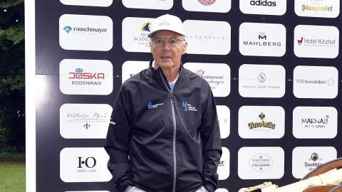 """Beckenbauer über den Tod: """"Die Endlichkeit wird dir bewusst"""""""