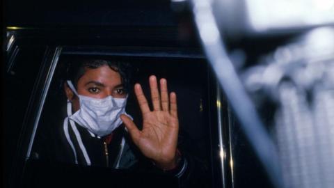 Ex-Bodyguard verrät: Michael Jackson hat das Coronavirus vorhergesagt