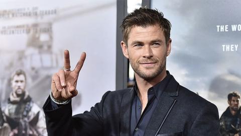 """Dieses """"knallharte"""" Training von Chris Hemsworth wird dich zerstören!"""