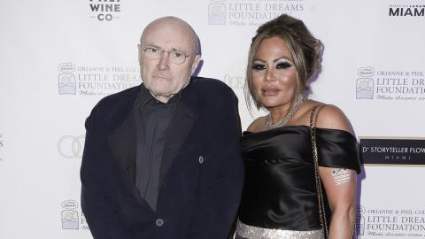 Phil Collins schmeißt seine Frau raus: Der Grund macht unfassbar wütend