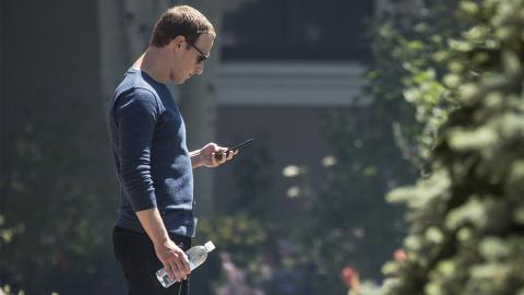 Mark Zuckerberg: So sieht ein typischer Tag im Leben des Facebook-Gründers aus