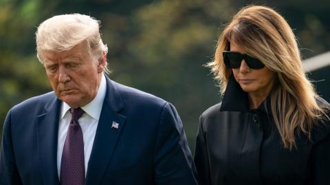 Trump: So viel kassiert Melania für die Scheidung!