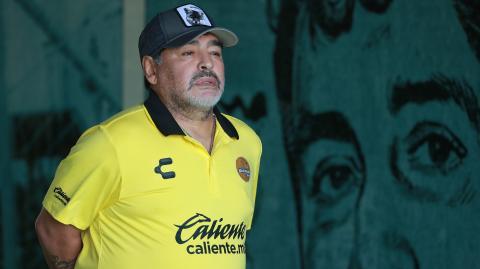 Makaber: Bestatter macht Foto mit Diego Maradonas Leichnam