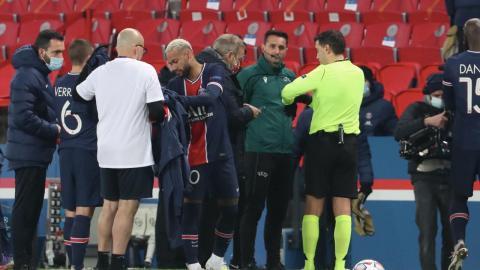 PSG - Istanbul Başakşehir: Spielabbruch nach Rassismus-Skandal in der Champions League