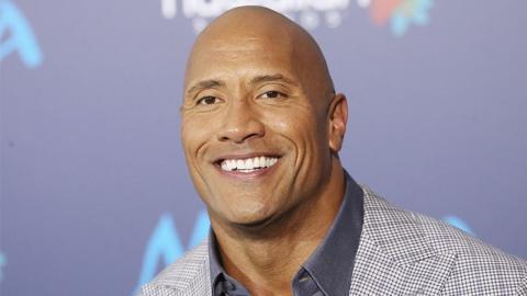 Überraschender Grund: The Rock erklärt, warum er eine Glatze hat