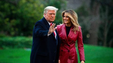 Unfassbarer Luxus: So wohnt Donald Trump ab Januar