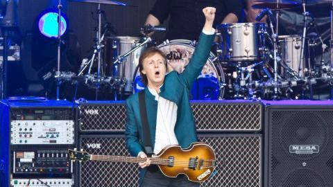 Paul McCartney: Nur eine Person ist noch cooler als Elvis!