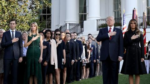 Familienkrise bei den Trumps: Nun stellt sich auch Ivankas Mann gegen Donald Trump