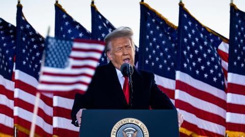 Amtsenthebungsverfahren: Star-Anwälte lassen Trump kurz vor Prozess hängen