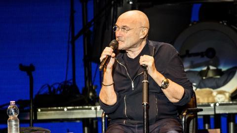 Phil Collins: 6 peinliche Details aus seinem Scheidungskrieg