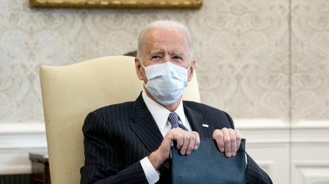 Joe Biden: Warum sein neues Hobby im Weißen Haus für Entsetzen sorgt