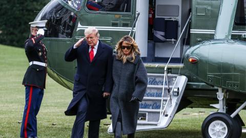 Kein Helikopter-Landeplatz in Mar-a-Lago: Eine weitere Pleite für Donald Trump