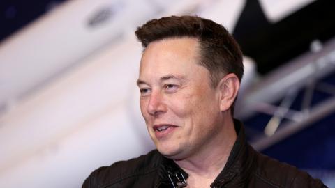 Elon Musk postet neues Foto von Sohn X Æ A-Xii: Doch was hat die Bildunterschrift zu bedeuten?