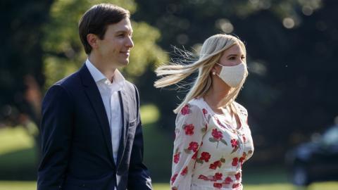 Ivanka Trump und Jared Kushner: So viele Millionen haben sie ihrer Zeit im Weißen Haus verdient