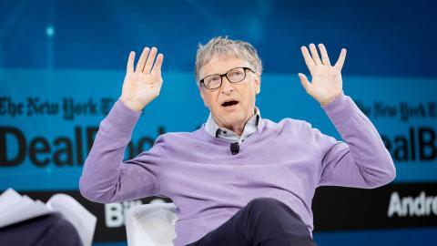 Bill Gates: Mit dieser ungewöhnlichen Maßnahme will er die Erde retten
